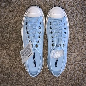 CONVERSE vintage Jack Purcell Blue sneakers